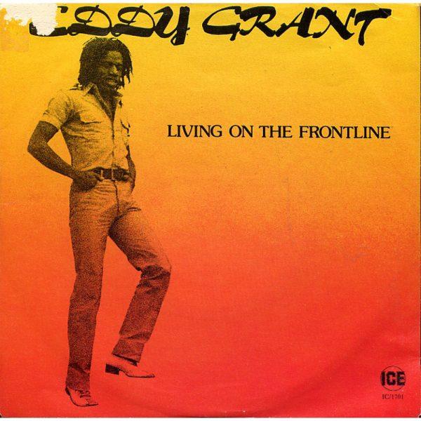 Eddy Grant - Living on the frontline
