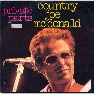 Country Joe McDonald - Private parts