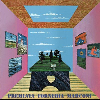 Premiata Forneria Marconi - Per Un Amico Special Edition (Colored Vinyl)