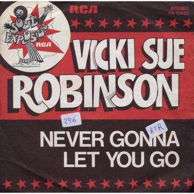 Vicki Sue Robinson - Never gonna let you go