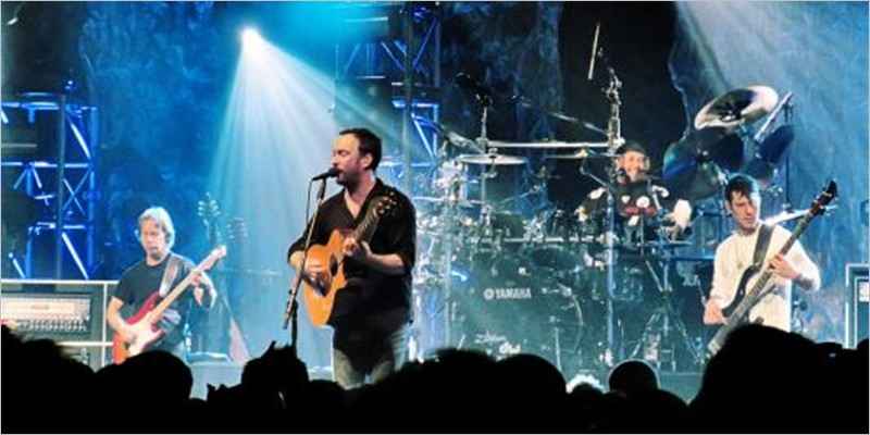 Dave Matthews Band - Europe Tour 2019 (Biglietti)