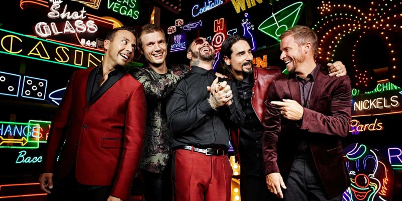 Backstreet Boys - DNA World Tour (Biglietti)