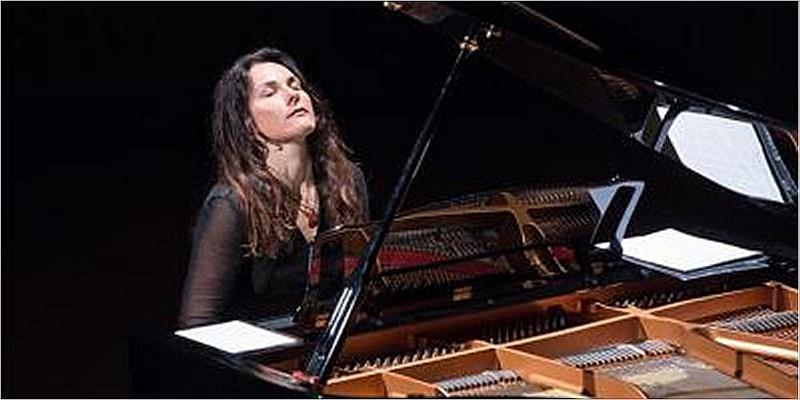 Antonija Pacek in concerto all'Auditorium Parco della Musica