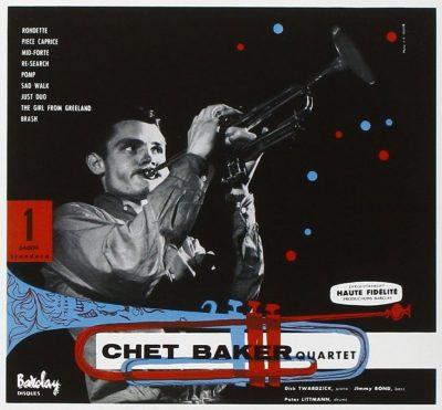 Chet Baker - Chet Baker Quartet - Vol. 1