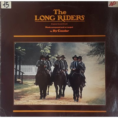 Ry Cooder - The Long Riders - Original Motion Picture Soundtrack