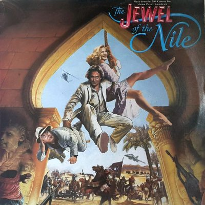 The Jewel of the Nile - Music Picture Soundtrack