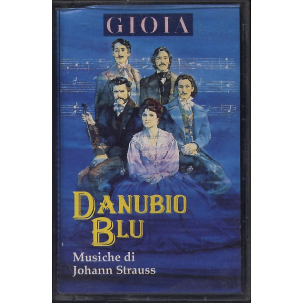 Danubio blu - Musiche di Johann Strauss jr.