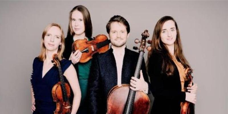 Il Quartetto Dudok e Giulia Attili in concerto
