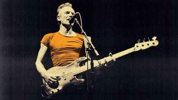 Sting: My Songs - Live (Biglietti)