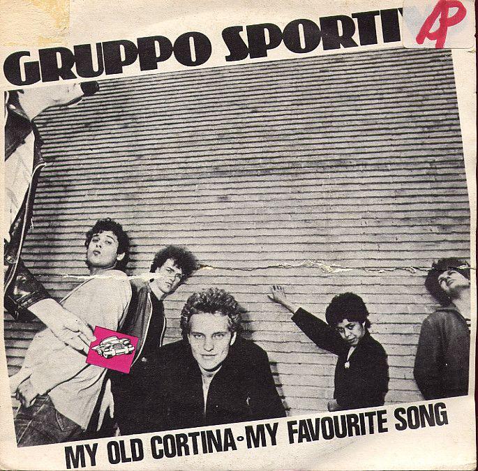 Gruppo Sportivo - My Old Cortina