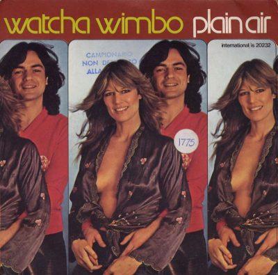 Plain Air - Watcha Wimbo