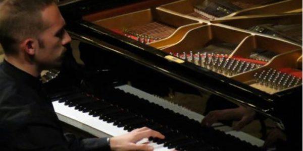 Orazio Sciortino in concerto: Tempi e tempeste