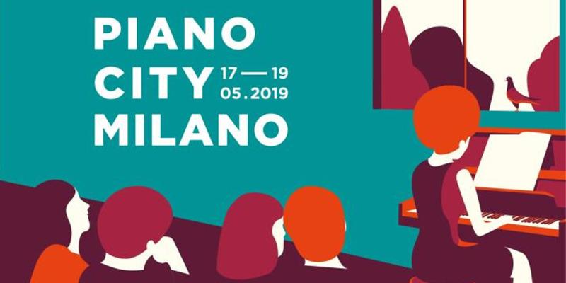 Piano City Milano 2019: oltre 50 ore di musica e 450 concerti
