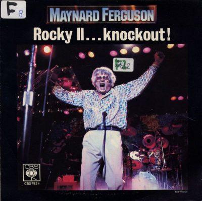 Maynard Ferguson - Rocky II... knockout!