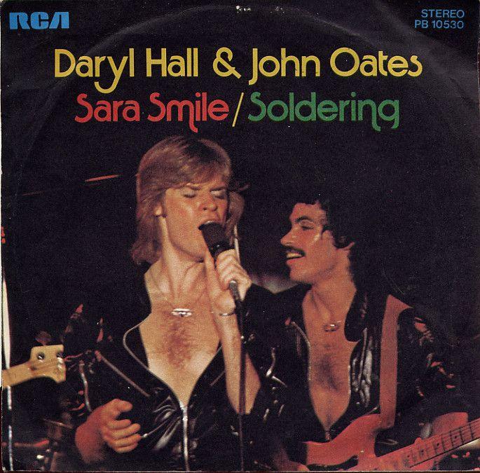 Daryl Hall & Johm Oates - Sara smile