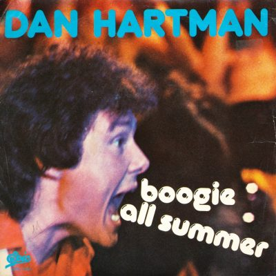 Dan Hartman - Boogie all summer
