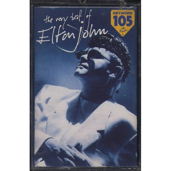 Elton John - The Very Best of Elton John (2 Cassette)