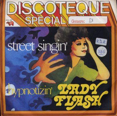 Lady Flash - Street singin'