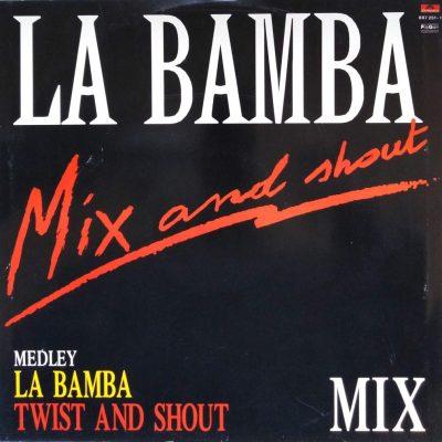 John Ritchie - La Bamba - Mix and shout