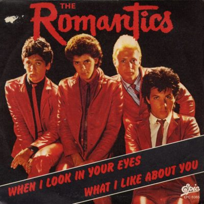 Romantics - When I look in your eyes