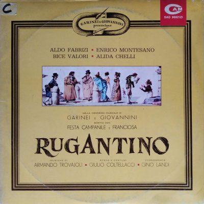 Rugantino - Dalla commedia musicale di Garinei e Giovannini