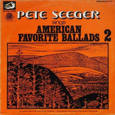 Pete Seeger - American favorite ballads - Vol. 2