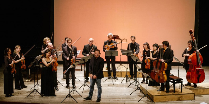 Concerto dei 5 finalisti del Mario Merz Prize 2019
