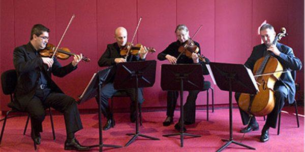 Da Mozart a Piazzolla - Concerto benefico con Rita Cucè e il Quartetto del Teatro Regio di Torino