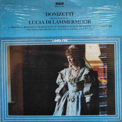 Gaetano Donizetti - Brani scelti da Lucia di Lammermoor