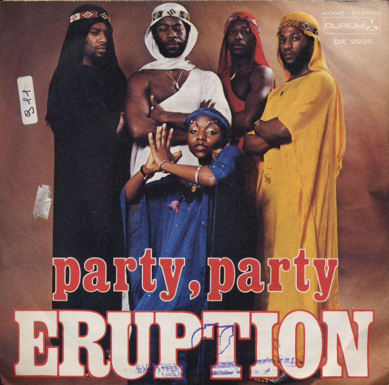Eruption - Party Party