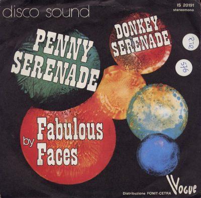 Fabulous Faces - Penny serenade