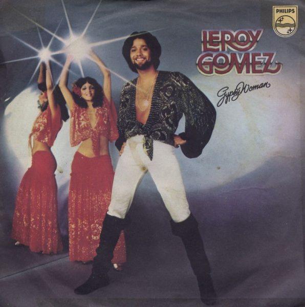 Leroy Gomez - Gypsy woman
