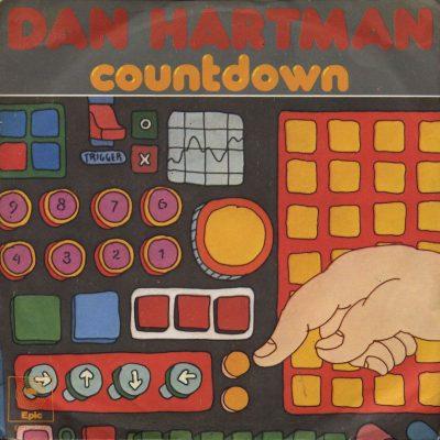 Dan Hartman - Countdown