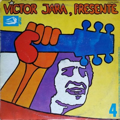 Victor Jara - Presente!