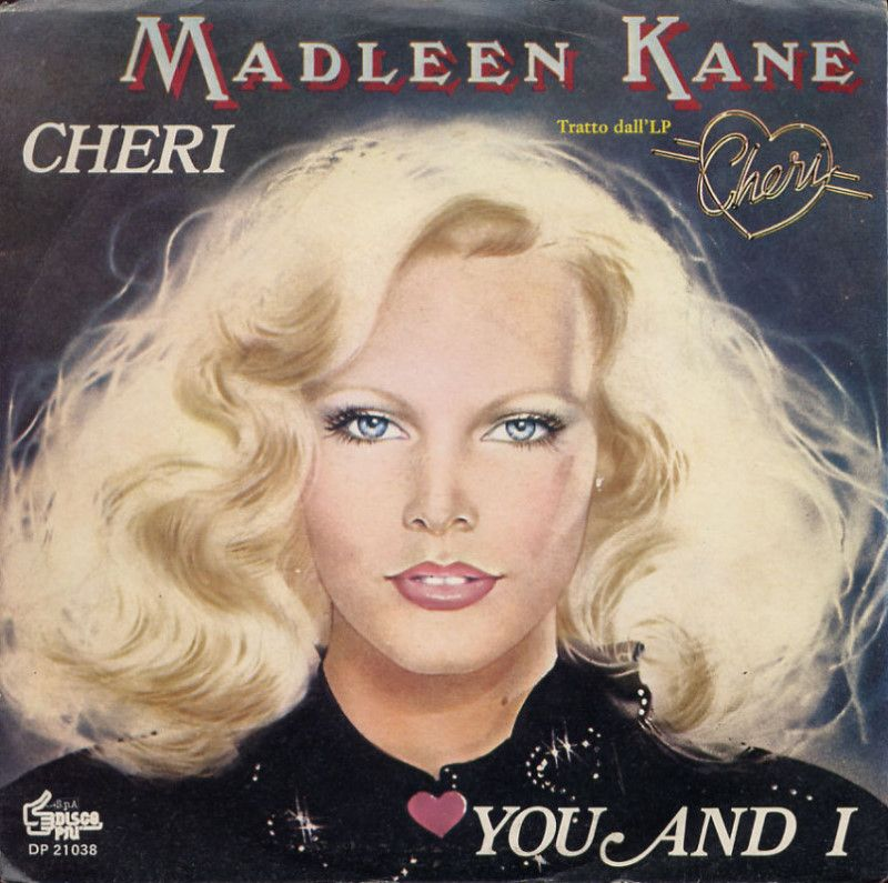 Madleen Kane - Cheri / You And I