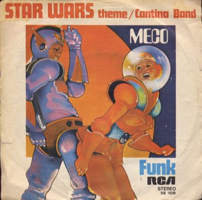 Meco - Star Wars Theme / Cantina Band