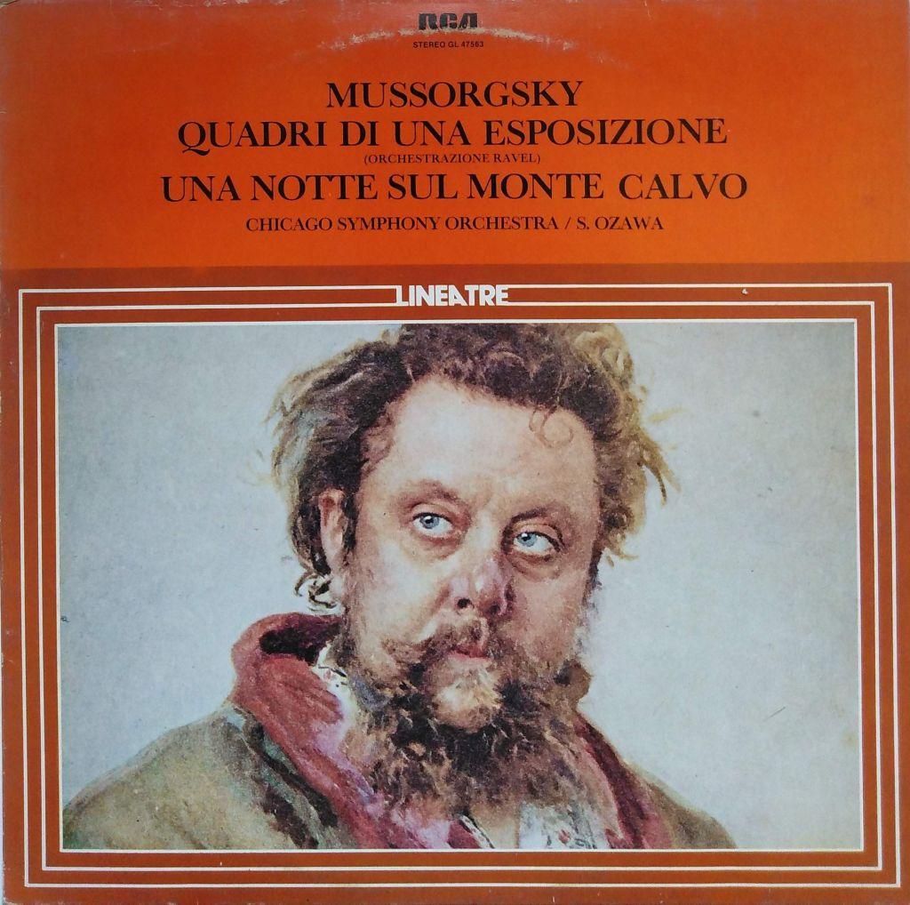 Mussorgsky - Quadri di una esposizione / Una notte sul Monte Calvo