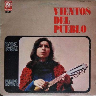 Isabel Parra - Vientos del pueblo