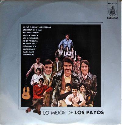 Los Payos - Lo meyor de Los Payos