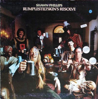 Shawn Phillips - Rumplestiltskin's resolve