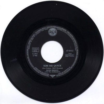 Elvis Presley - Kiss me quick