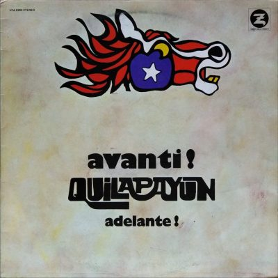 Quilapayun - Avanti! / Adelante!