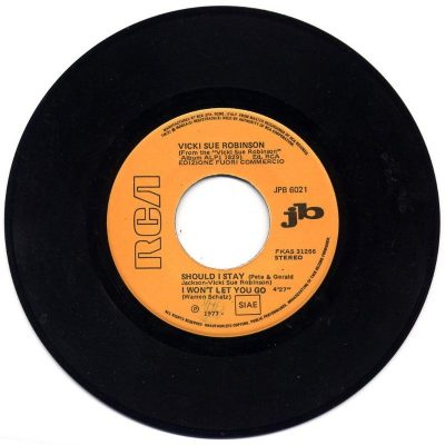 Vicki Sue Robinson - Kill that roach