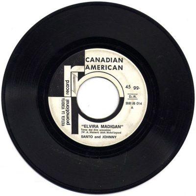 Santo & Johnny / Al Wilson - Elvira Madigan / The snake
