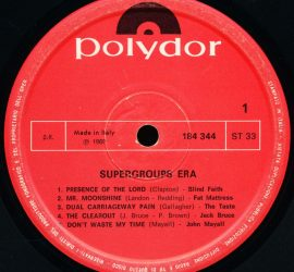 Supergroups Era