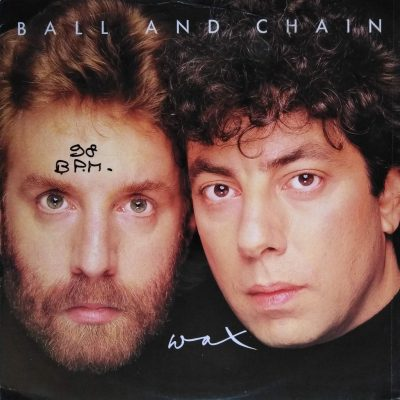 Wax - Ball and Chain