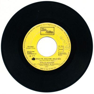 Stevie Wonder - Solo te, solo me, solo noi
