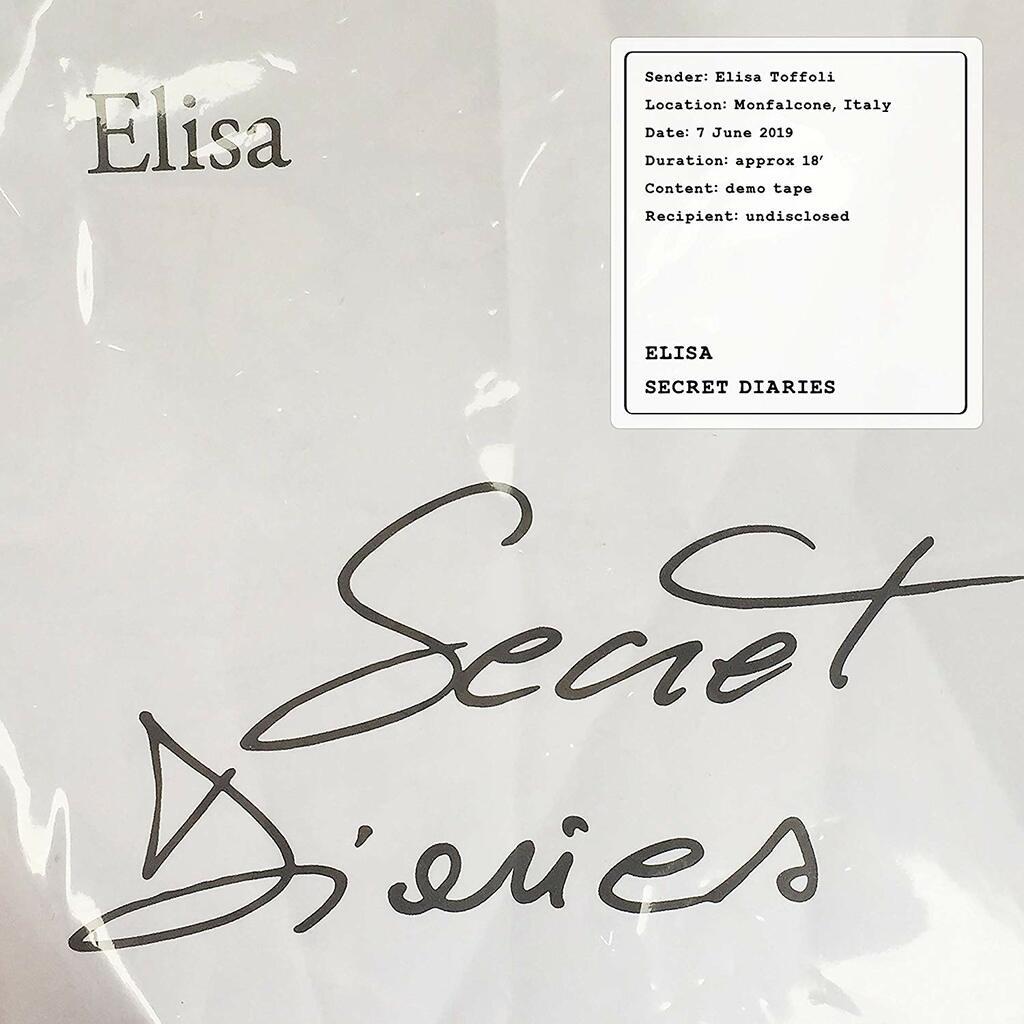 Elisa - Secret Diaries (Vinile bianco edizione limitata)