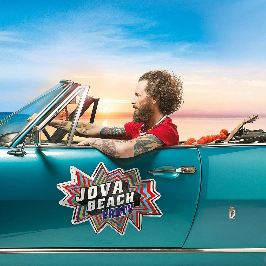 Jovanotti - Jova Beach Party (Colored Vinyl / Vinile colorato)