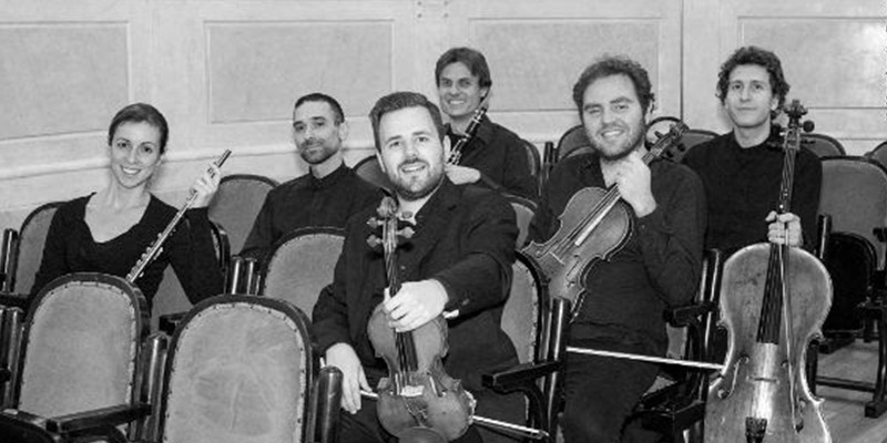 Mdi Ensemble in concerto